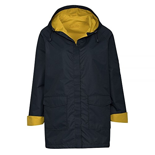 Raincoat Reversible Mustard The Seasalt AW17 Womens q6xzwqOBSW
