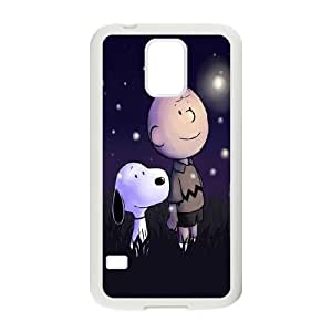 Snoopy Hard Case Cover Skin For Samsung Galaxy S5 KHR-U1570501