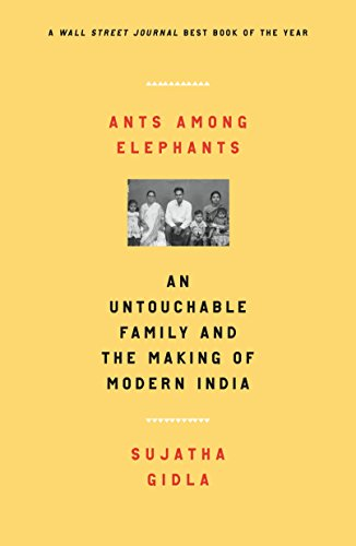 Amazon.com: Ants Among Elephants: An Untouchable Family and the ...