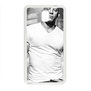 Vin Diesel handsome muture man Cell Phone Case for Samsung Galaxy Note3 by runtopwell