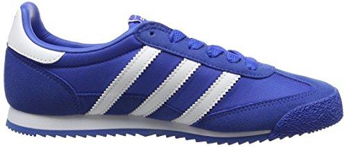 adidas Dragon Og, Zapatillas Unisex Niños Azul (Blue/footwear White/blue)