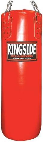 Ringside Leather Heavy Bag-Unfilled