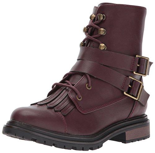 (Rocket Dog Women's LACIE Fashion Boot, RED, 6 Medium US)
