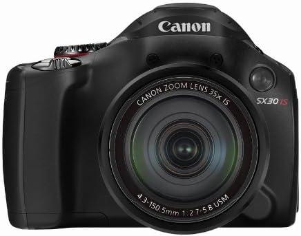 Canon PowerShot SX30 IS - Cámara Digital compacta de 14.1 MP ...