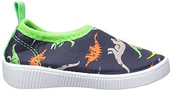Carter's Baby Floatie Boy's & Girl's Water Shoe, Navy, 7 M Us Toddler 6