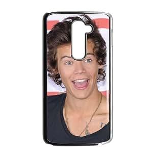 LG G2 Cell Phone Case Black Harry Styles Ladn