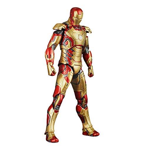 Marvel Avengers Superhero Series Iron Man Action Figure (MK41) ()