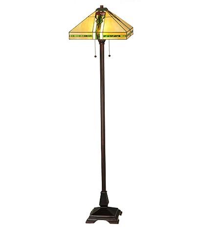 2 Light Parker Poppy Floor Lamp