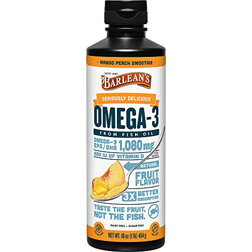 Barlean's Seriously Delicious Omega-3