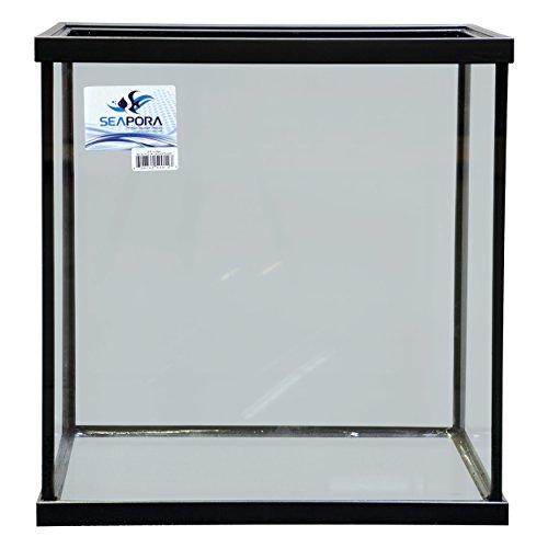 Seapora 56414 Standard Cube Aquarium, 35 gallon by Seapora