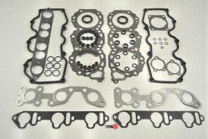 2001 Mercury Villager Engine (ITM Engine Components 09-10616 Cylinder Head Gasket Set for 1996-2004 Nissan/Infiniti 3.3L V6, VG33E/VG33ER, Frontier/Xterra/QX4)
