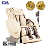 Daiwa Massage Chair Inversion Stretch Massage Chairs Relax 2 Zero...
