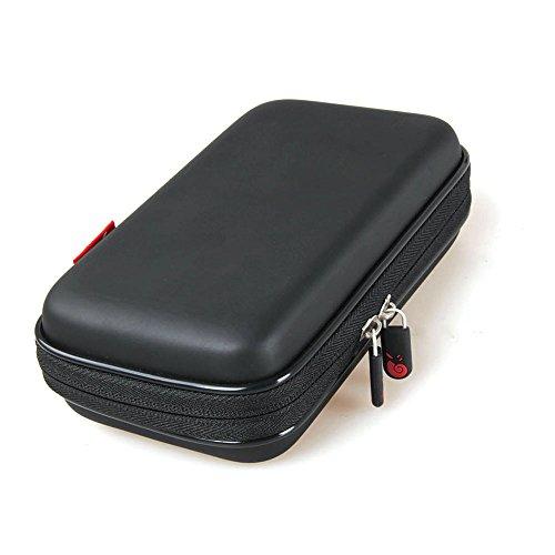 Hard EVA Travel Case for AUKEY 30000mAh / 20000mAh Universal Portable External Power Bank by Hermitshell