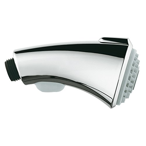 Ladylux Spray Head - Grohe 46 173 IE0 Pull-Out Spray, Chrome Finish