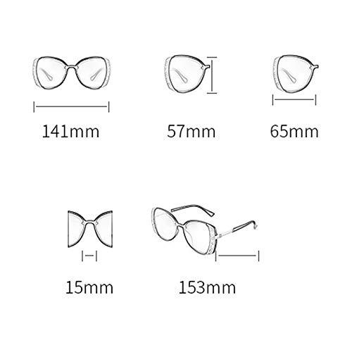 Frame soleil E Frame Femme lunettes Lunettes Couleur de Retro Driving de New Soleil Des polarisées Sport Big Mirror A 7EwqUnxR