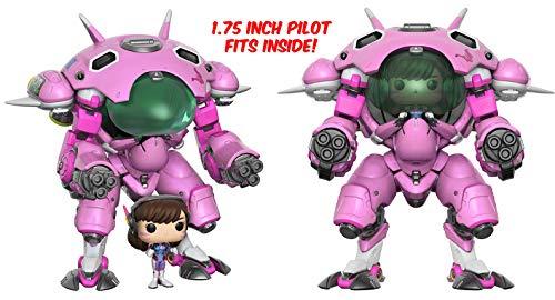 Overwatch - D VA & Meka figura de vinilo (Funko 13090)