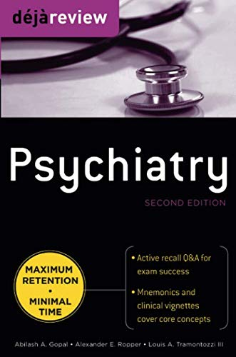 Deja Review Psychiatry, 2nd Edition