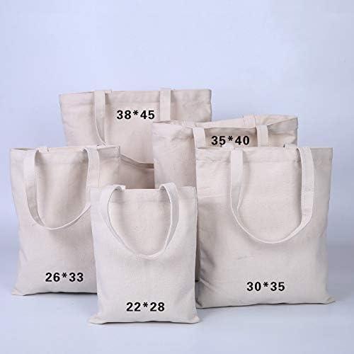 GZXYYY - Bolsa de Tela para la Compra, Bolsa de algodón de Tela ...