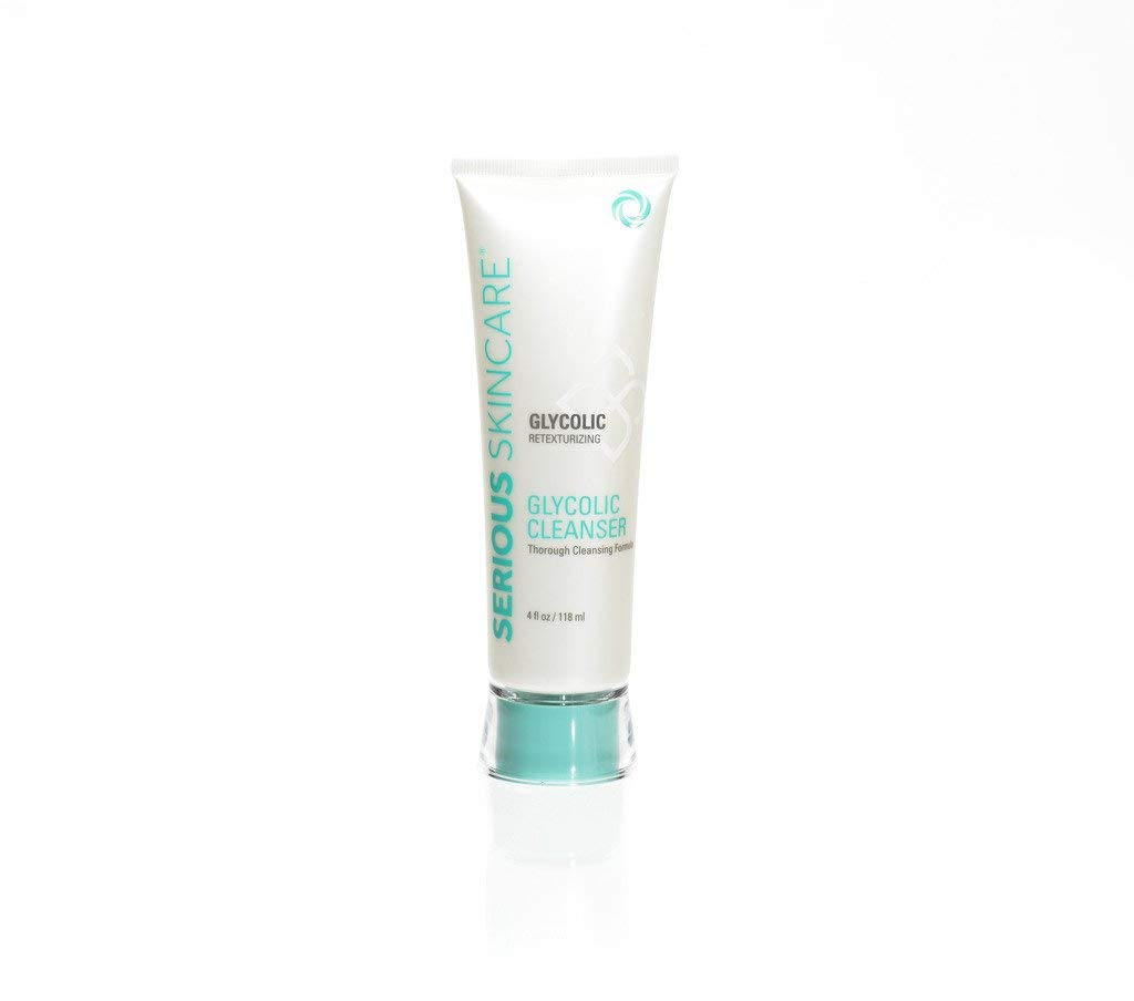Serious Skincare Glycolic Cleanser 4 oz by Serious Skincare