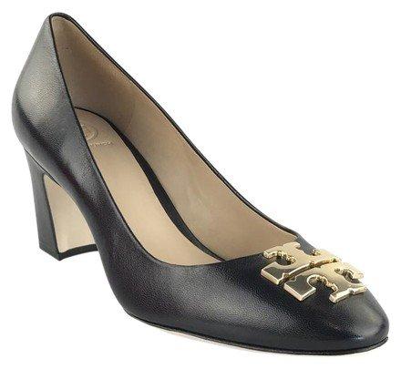 Tory Burch Reva Womens Leather Flats Shoes - 3