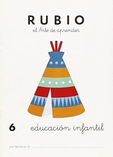 Cuadernos Rubio: Educacion Infantil 6