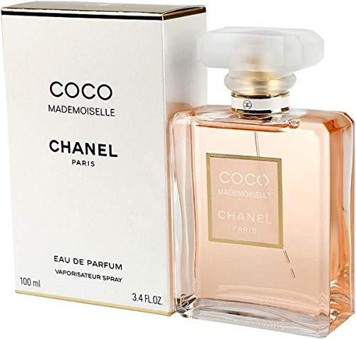 ChaneI Coco Mademoiselle For Women Eau de Parfum Spray 3.4 Fl. OZ. / 100ML. (Parfum Channel)