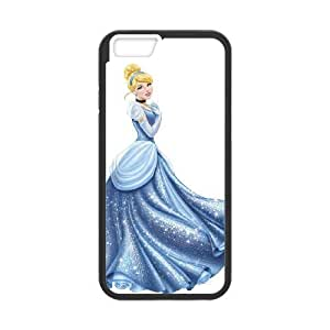 iphone6 plus 5.5 inch phone cases Black Cinderella cell phone cases Beautiful gifts TWQ06681712