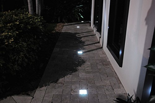 Paver Light Depot 4x8 Solar Led Paver Lights Solar
