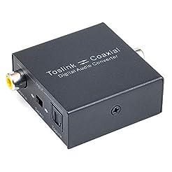 Digital Coaxial to Optical Converter, VA...