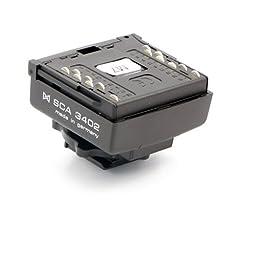 Metz MZ 53402 SCA 3402 Nikon/Fuji Adapter (Sync & TTL)