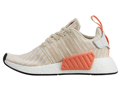 Adidas Nmd_r2 Womens Style: BA7260-Linen Size: 10 M US by adidas Originals