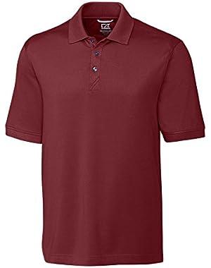 Men's 35+UPF, Short Sleeve Cotton+ Advantage Polo Shirt,