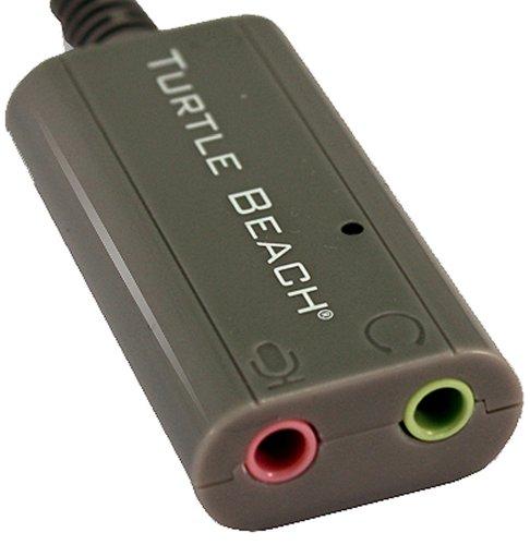 Turtle Beach Audio Advantage Amigo II USB Sound Card & Headset Adapter