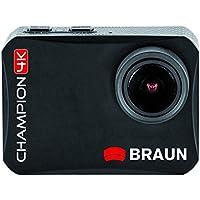 Braun Champion 4K Action Camera Black [158067]