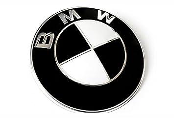 BMW Logo Emblem Replacement Hood Trunk 82mm E30 E36 E46 E34 E39 E60 E65 More