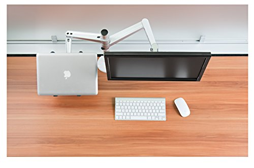 MagicHold 3 in 1 360º Rotating office/desk stand for Laptop(10-15.6'') and any size tablet(7-13'')/IPAD Pro 12.9''/MS Surface Pro by MagicHold® (Image #3)