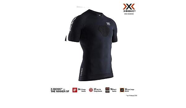 X-Bionic M/C Regulator Run Speed Camiseta, Hombre: Amazon.es: Ropa ...