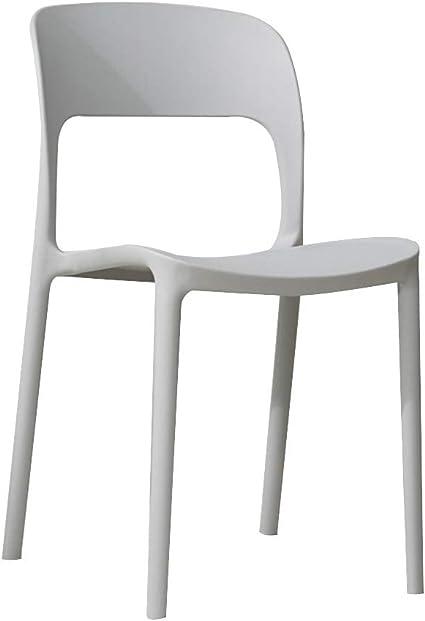 Soggiorno Mobili Moderni Sedie Plastica Per Adulti Sedia Moderna E Minimalista Nordic Sedia Per Il Tempo