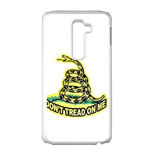 Don't Tread On Me Bestselling Hot Seller High Quality Case Cove For LG G2