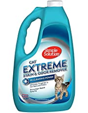 Simple Solution Extreme Cat Stain & Odor Remover 1 gallon