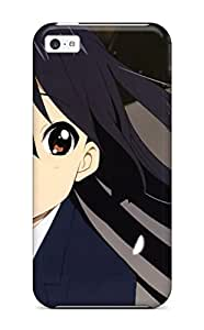 VwYoxvm9651HWThb Tpu Phone Case With Fashionable Look For Iphone 5c - Azynyan K-on! Anime Other