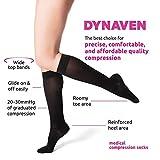 SIGVARIS Women's DYNAVEN Closed Toe Calf-High