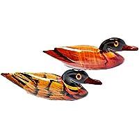 DMtse Feng Shui Pair Mandarin Ducks For Love & Fidelity