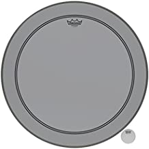 Remo Bass Drum Heads (P3-1324-CT-SM)