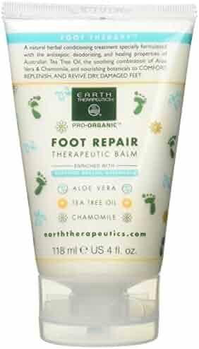 Foot Repair Balm Earth Therapeutics 4 oz Balm