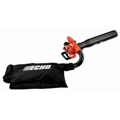 (ECHO 165 MPH 391 CFM 25.4cc Gas Blower Vacuum Great Labor Savor for Removing Leaves, ES-250AA)