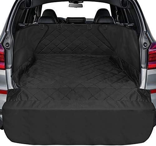 HUGS IDEA 4 Pcs//Set Car Interior Front Rear Mats Novelty Sunflower Pattern Universal Fit Automotive Anti-Slip Car Floor Doormat