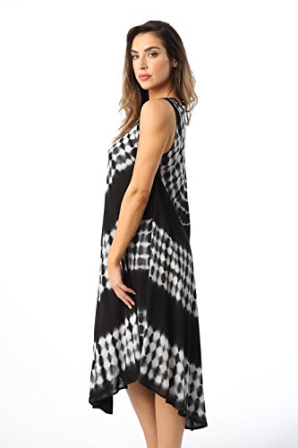 Riviera Sun 21802-BLK-L Dress Dresses For Women by Riviera Sun (Image #2)