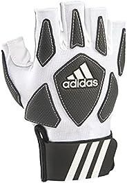adidas Scorch Destroy 2 Half Finger Football Lineman's Gloves - Multiple St