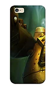 Crazinesswith Tpu Case For iphone 6 (4.7) With Blitzcrank League Of Legends, Nice Case For Thanksgiving Day's Gift